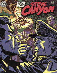 Steve Canyon, No. 18 by  Milton Caniff - Paperback - 1987 - from Blue Jacket Books and Biblio.com