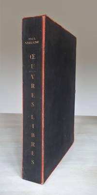 Oeuvres libres. Amies, Femmes, Hombres. Suivies du Sonnet du Trou du cul par Paul Verlaine et Arthur Rimbaud