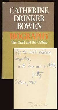 Boston: Little, Brown, 1969. Hardcover. Fine/Near Fine. First edition. Light offsetting to the front...
