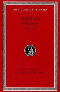 Martial: Epigrams [3 Volume Set]