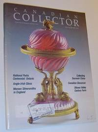image of Canadian Collector Magazine - A Journal of Antiques and Fine Arts: July/August 1985