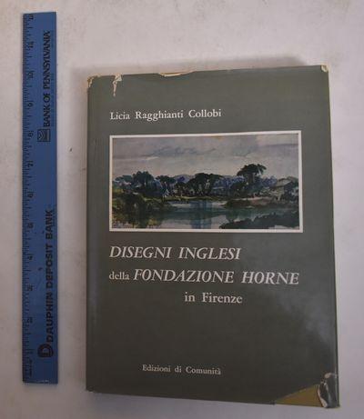 Milano: Edizioni di Comunità, 1966. Hardcover. VG/Good (light tanning to page edges but interior is...