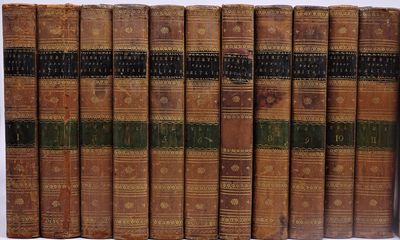 London: Printed for A. Strahan and T. Caddell, in the Strand, 1788. The first ten volumes published ...