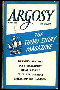 Argosy The Short Story Magazine Volume XX Number 3 March 1959.