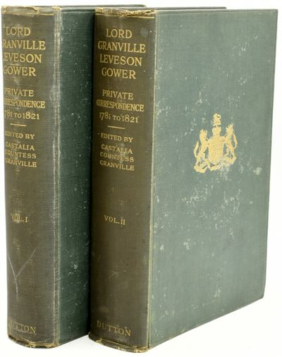 New York: E. P. Dutton, 1916. First Edition. Hard Cover. Very Good binding. Each volume with a portr...