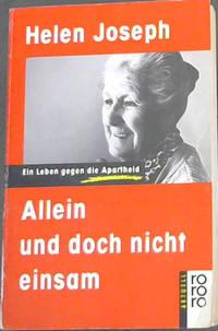 Allein und doch nicht einsam  -  Aktuell 5928 by  Helen Joseph - Paperback - 1987 - from Chapter 1 Books and Biblio.com