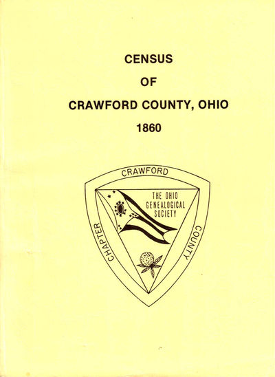 Galion: Crawford County Chapter of the Ohio Genealogical Society, 1989. Paperback. Very good. 407pp+...