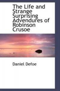 image of The Life and Strange Surprising Advendures of Robinson Crusoe