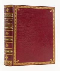 A CHRONICLE OF ENGLAND by  Printer  Author and Illustrator.  EDMUND EVANS - FIRST EDITION - 1864 - from Phillip J. Pirages Fine Books and Medieval Manuscripts (SKU: ST15198b)