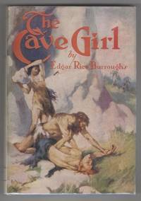 image of The Cave Girl