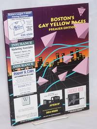 Boston\'s Gay Yellow Pages: premier edition June 1994