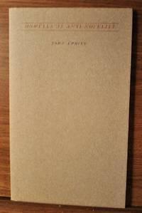 Howells as Anti-Novelist
