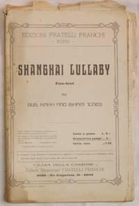 SHANGHAI LULLABY
