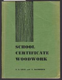 image of School Certificate Woodwork