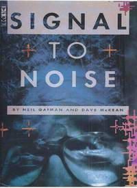 image of Signal to Noise -by Neil Gaiman -a Signed Copy , Illustrations / Illustrated By Dave McKean
