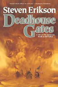 image of Deadhouse Gates: 02 (Malazan Book of the Fallen (Paperback))