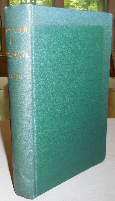 London: Hutchinson & Co, 1942. First edition. Cloth. Very Good. Hardbound octavo. 376 pp. With 24 il...