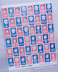 image of U.S. Lip Service Stamps [Ron & Nancy Reagan, etc.]