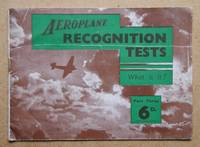 image of Aircraft Recognition Tests. Part Three.