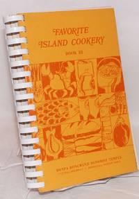 Favorite island cookery. Book III