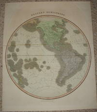 (Map of North and South America): Western Hemisphere