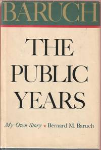 Baruch:  The Public Years