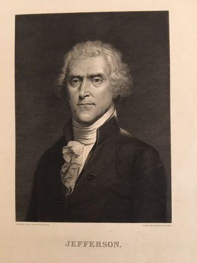 [Thomas] Jefferson. Dessiné par le...