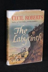 The Labyrinth by Cecil Roberts - Hardcover - Book Club Edition - 1944 - from Walnut Valley Books/Books by White (SKU: 009159)