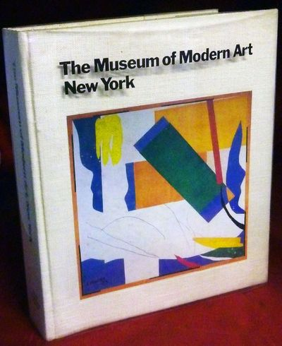 New York: Abrams, 1984. First edition. Hardcover. Orig. white cloth with illustrated front cover lab...
