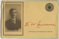 D.H. Lawrence and Nottinghamshire 1885-1910