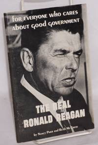 image of The real Ronald Reagan. For everyone who cares about good government