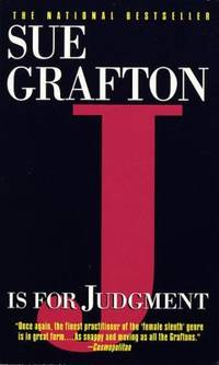 J Is for Judgment (Kinsey Millhone Mysteries) by  Sue Grafton - Paperback - 1994 - from ThriftBooks (SKU: G0449221482I4N00)