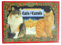 CATS AND CAROLS by Lesley Anne Ivory - First Edition; First Printing - 1995 - from Rare Book Cellar (SKU: 105787)