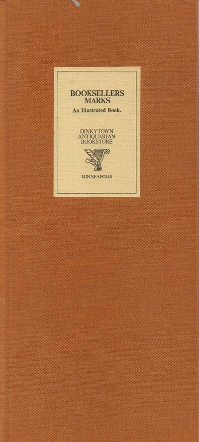 Minneapolis, Minnesota, U. S. A.: Dinkytown Antiquarian Bookstore. Fine with no dust jacket. 1986. F...