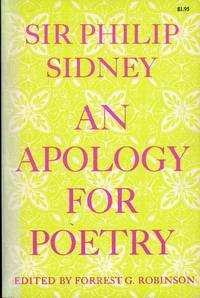 AN APOLOGY FOR POETRY (Library of Liberal Arts Series)