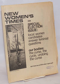 New Women\'s Times: from the hometown of Susan B. Anthony; Special Election Issue