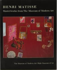Henri Matisse: Masterworks from The Museum of Modern Art by  John Elderfield - Paperback - 1st  - 1996 - from Newbury Books (SKU: 27562)