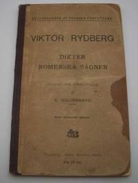 image of Viktor Rydberg Dikter Romerska Sagner (Skolupplagor af Svenska Forfattare)