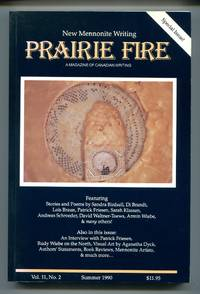 Prairie Fire: A Canadian Magazine of New Writing Summer 1990