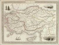 Asia Minor [Eastern Mediterranean], Tallis, ca.1851