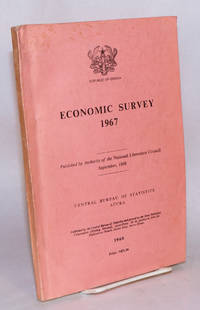 Ghana; Economic Survey, 1967 - Second Hand Books