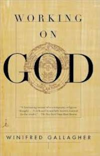 Working on God by  Winifred Gallagher - Hardcover - 1999-03-02 2013-10-23 - from Chili Fiesta Books (SKU: 131023008)