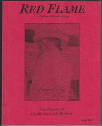 Red Flame, A Thelemic Research Journal. Issue No. 1, The Poetry of Grady Louis McMurtry