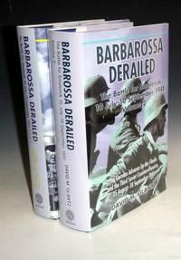 Barbarossa Derailed: The Battle for Smolensk, 10 July-10 September 1941 (2 Volume set)