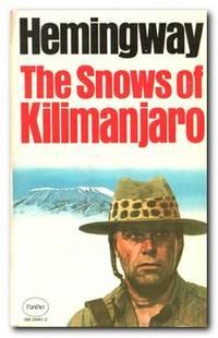 the snows of kilimanjaro ernest hemingway