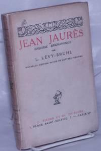 image of Jean Jarès: esquisse biographique