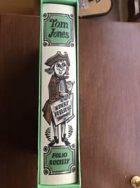 image of THE HISTORY OF TOM JONES