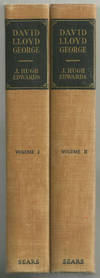 DAVID LLOYD GEORGE The Man and the Statesman Two Volumes