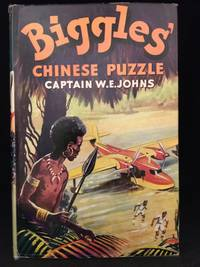 image of Biggles' Chinese Puzzle and Other Biggles' Adventures (Main character: Biggles; Publisher series: Biggles Series.)