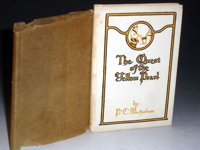 Np/(1909): Fleming H. Revell Co. First Edition. Small Octavo. 47pp., Illustrated by H.J. Turney. tip...